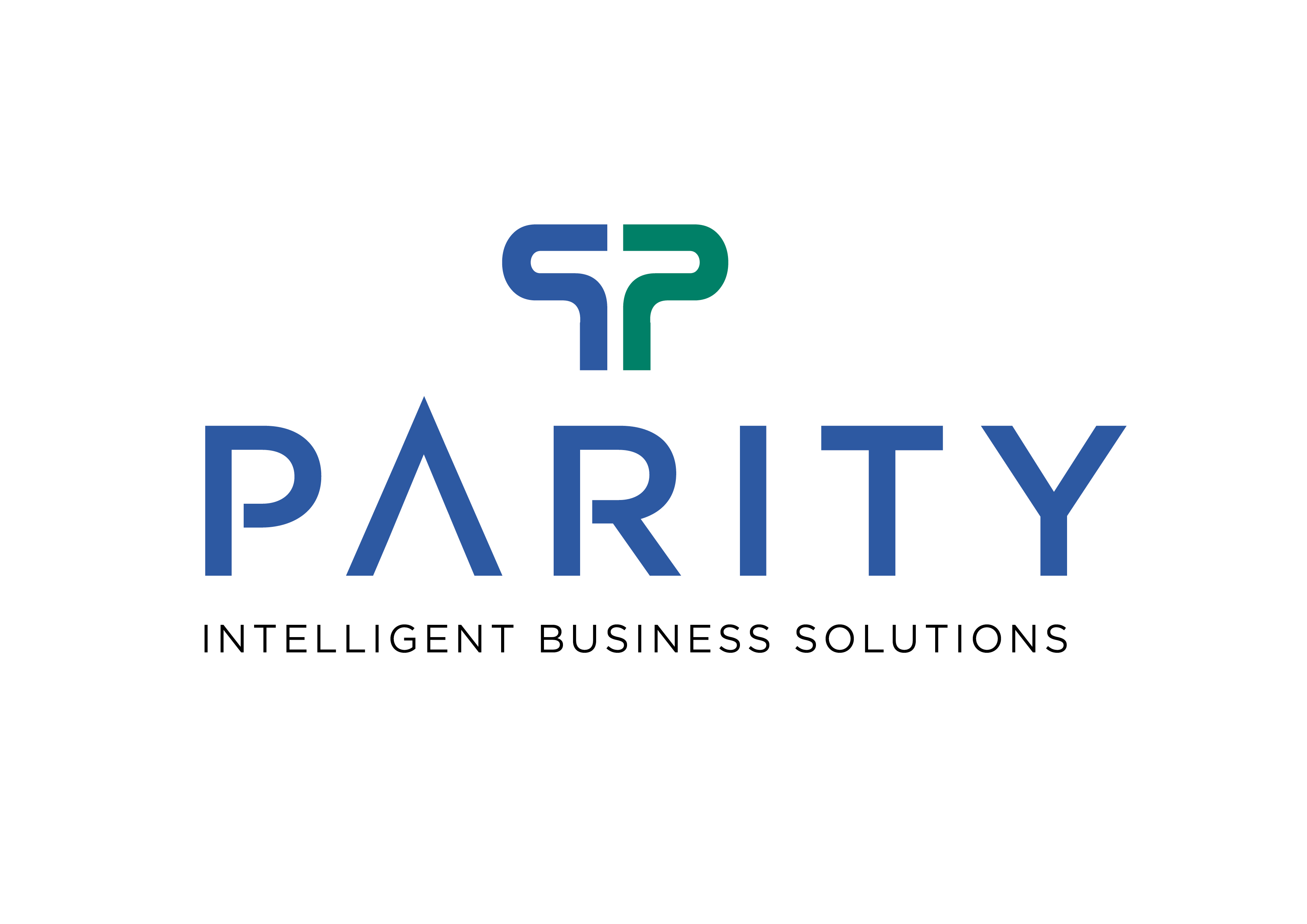parity logo & line